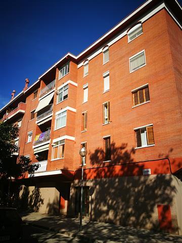 Façanes al carrer Ruben Dario, nº 5 (El Prat de Llobregat)