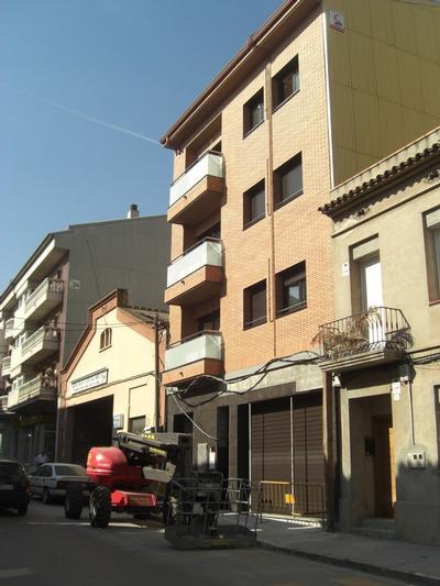 Edifici de habitatges al Carrer de Mossen Jacint Verdaguer, nº 65 (Sant Vicenç dels Horts)