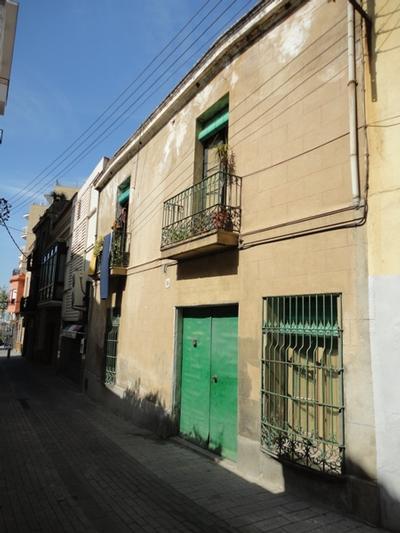 Reforç estructura al C/. Josep Llimona, nº 10 (El Masnou)