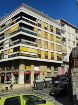 Façana al Pg. Comte de Vilardaga, nº 21 (Sant Feliu de Llobregat)