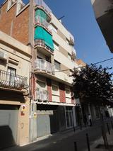 Façanes, terrats i patis al C/. Àngel Guimerà, nº 10 (Hospitalet de Llobregat)