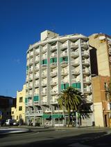 Façanes al C/. Santa Eulàlia, nº 226 (Hospitalet de Llobregat)