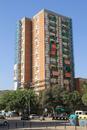 Aïllament Tèrmic de façanes i terrats C/. Narcís Monturiol, nº 106-108 (Hospitalet de Llobregat)