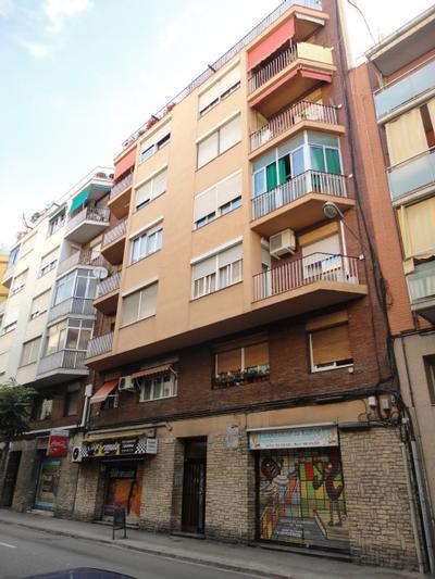 Aïllament Tèrmic de la façana principal al C/. Castelao, nº 91 (Hospitalet de Llobregat)